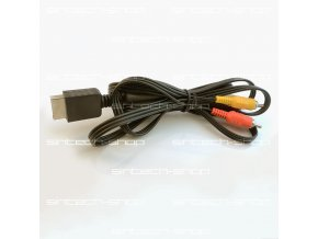 PS1 PS2 PS3 AV (Audio-Video) kabel k TV