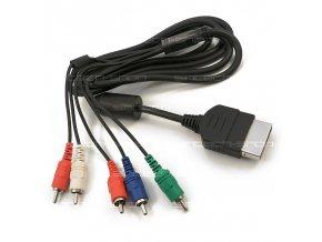 xBox YUV komponentní kabel bez optiky