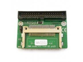 CF/IDE Adapter Dual, Master/Slave, IDE-Port 3,5 samec