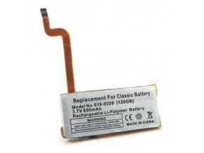 iPod Video 30 GB/iPod Classic 80-120 GB baterie 650 mAH