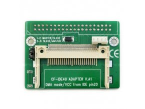 CF/IDE Adapter, Single, IDE-Port 3,5 samice