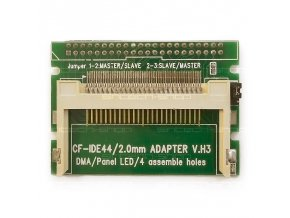 "Adaptér pro CF kartu místo 2,5"" IDE HDD"