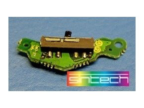 PSP 3000 Reset Switch Board