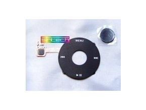 iPod Classic klikací kolečko - černé