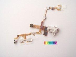 iPhone 3G/3GS konektor sluchátek  - bílý