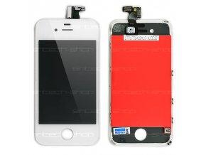 iPhone4 kompletní čelní díl s LCD ORIGINAL - bílý