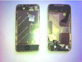 iPhone4 středové šasi + rám s osazenými tlačítky