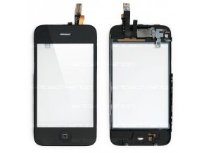 iPhone 3G digitizer s rámem a tlačítkem Home