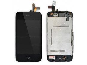 iPhone 3G LCD kompletní díl včetně digitizeru, tlačítka Home atd