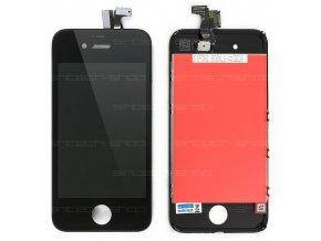 iPhone 4S kompletní čelní díl s LCD ORIGINAL - černý