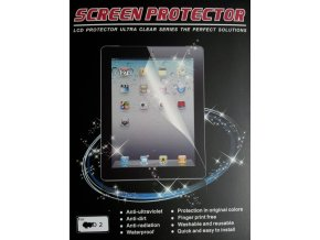 iPad 2 ochranná folie přední a zadní část
