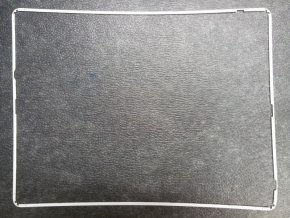 iPad 2 středový rám - bílý
