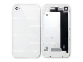 iPhone4 zadní kryt - bílý