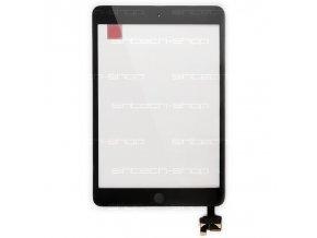 iPad Mini / Mini 2 čelní sklo + digitizer - černý,SINTECH© Premium, včetně IC a Home button
