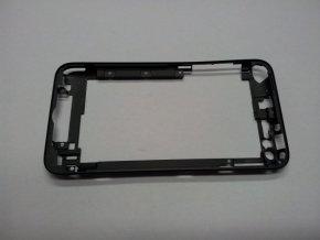 iPod Touch 4G střední rám - černý