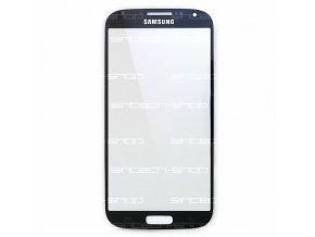 Samsung Galaxy S4 sklo dotykové, čelní, černomodré (Night Blue) i9500/i9505