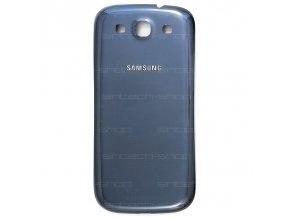 Samsung Galaxy S3 i9300 kryt baterie modrý Ceramic blue