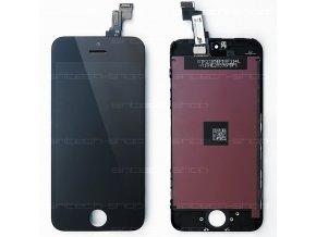 iPhone 5C SINTECH© Premium čelní díl s LCD, černý