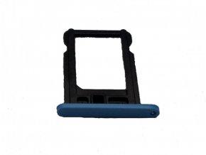iPhone 5C držák nano SIM karty, modrý