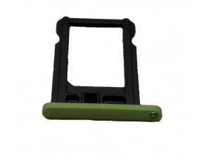iPhone 5C držák nano SIM karty, zelený