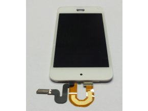 iPod Touch 5G displej bílý (čelní sklo, LCD, touchscreen)