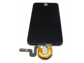iPod Touch 5G displej černý (čelní sklo, LCD, touchscreen)