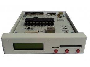 HxC SD Floppy Emulator Rev. F, bílý
