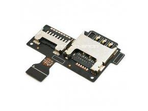 SAMSUNG GALAXY S4 Mini i9190/i9195 slot SIM karty a SD karty