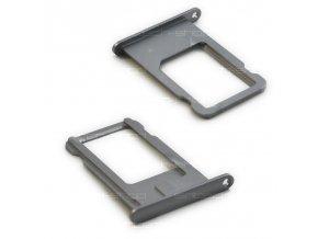 iPhone 6 držák nano SIM karty, šedý