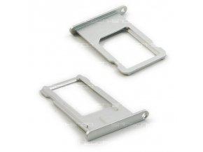 iPhone 6 držák nano SIM karty, stříbrný