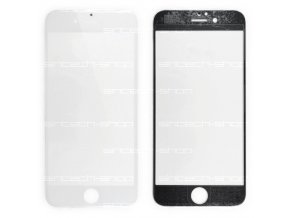 """iPhone 6/6S (4,7"""") čelní sklo, bílé"""