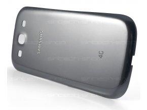 Samsung Galaxy S3 i9300 / i9305 zadní kryt baterie, šedý - použitý