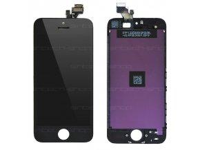 iPhone 5 LCD displej + dotyk - černý