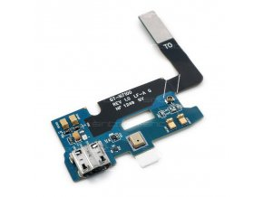 Samsung Galaxy Note 2 N7100 micro USB port s mikrofonem Rev. 1.0