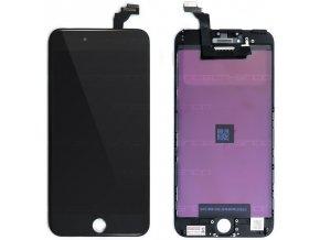 "iPhone 6 Plus (5,5"") LCD displej s rámem a dotykem SINTECH© Premium, černý"