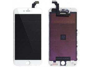 "iPhone 6 Plus (5,5"") LCD displej s rámem a dotykem SINTECH© Premium, bílý"