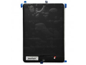 iPad Air 2 komplet LCD + čelní sklo + digitizer, černý SINTECH© Premium