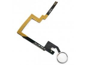 iPad Mini 3 Home Button bílý s dlouhým flex kabelem
