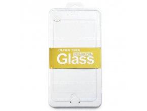 Ochranné tvrzené sklo bílé pro iPhone 6 Plus/6S Plus