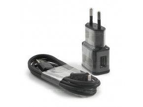 Originální Samsung nabíječka, ETA-U90EB s micro USB kabelem