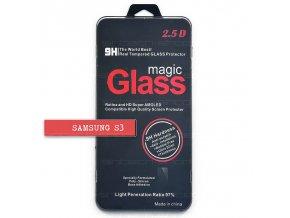 Samsung Galaxy S3 ochranné tvrzené sklo