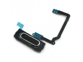 Samsung Galaxy S5 mini G800 - Home tlačítko černé s flexem