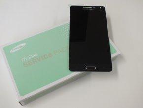 Samsung Galaxy A5 SM-A500FU LCD Display, černý