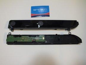 PS3 Slim deska s Power / Eject tlačítkem CECH30xx KSW-001