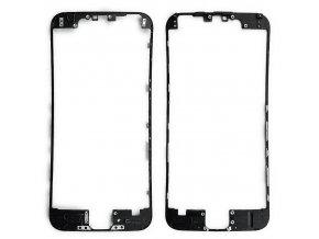 iPhone 6 černý - čelní rámeček skla