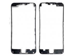 """iPhone 6 PLUS (5,5"""") černý - čelní rámeček skla"""