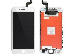 "iPhone 6S (4,7"") LCD displej s rámem a dotykem, bílý, SINTECH© Premium"