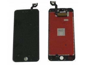 "iPhone 6S PLUS (5,5"") LCD displej s rámem a dotykem, černý, SINTECH© Premium"