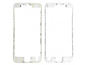 """iPhone 6S (4,7"""") bílý - čelní rámeček skla"""