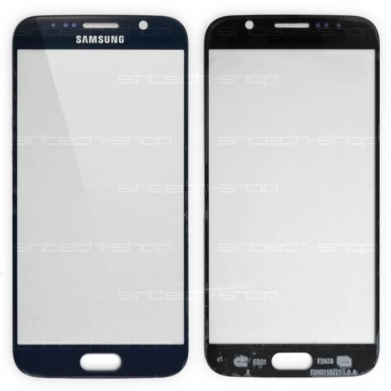 Samsung Galaxy S6 G920 černý safír, čelní dotykové sklo